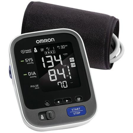 Omron BP785N 10 Series Advanced-Accuracy Upper Arm Blood Pressure Monitor & CFX-WR17 Advanced-Accuracy Series Wide-range Comfit (Barometric Pressure Range)