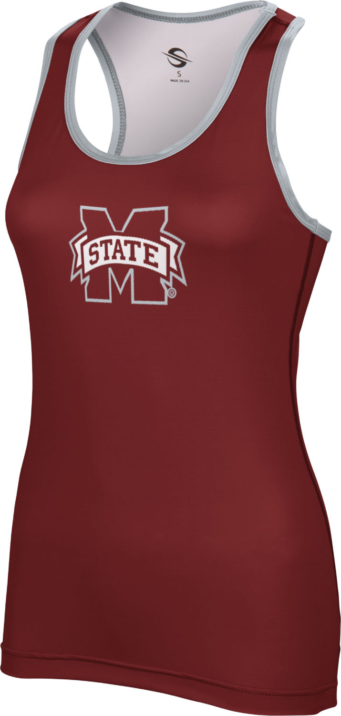 ProSphere Women's Mississippi State University Crisscross Performance Tank by