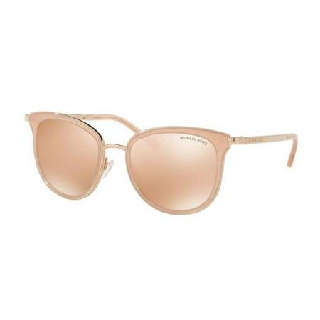 michael kors sunglasses mk1010 adrianna i 1103r1 pink rose gold 54mm. Black Bedroom Furniture Sets. Home Design Ideas