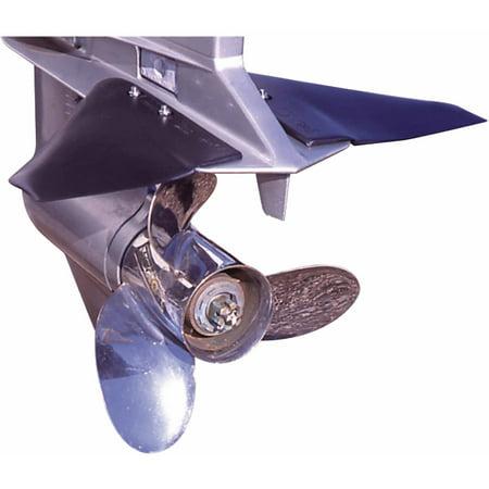 Davis 440 Doel Fin Stabilizer  Black  Set Of Left And Right Fins