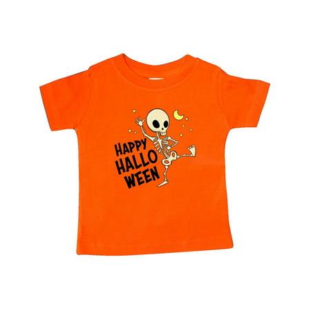 Halloween Skeleton Dance (Happy Halloween with Dancing Skeleton Baby)