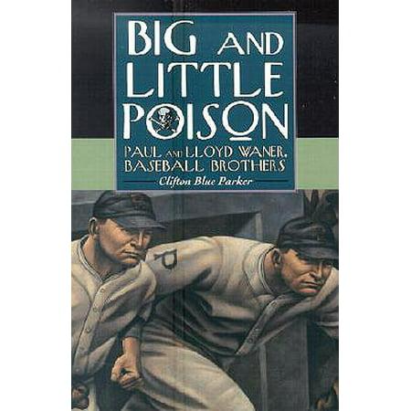 Big And Little Poison Paul And Lloyd Waner Baseball