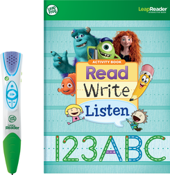 LeapReader Reading and Writing System Green - PT - 21301