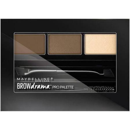 7846adf875b Maybelline Brow Drama Pro Eyebrow Palette - Walmart.com