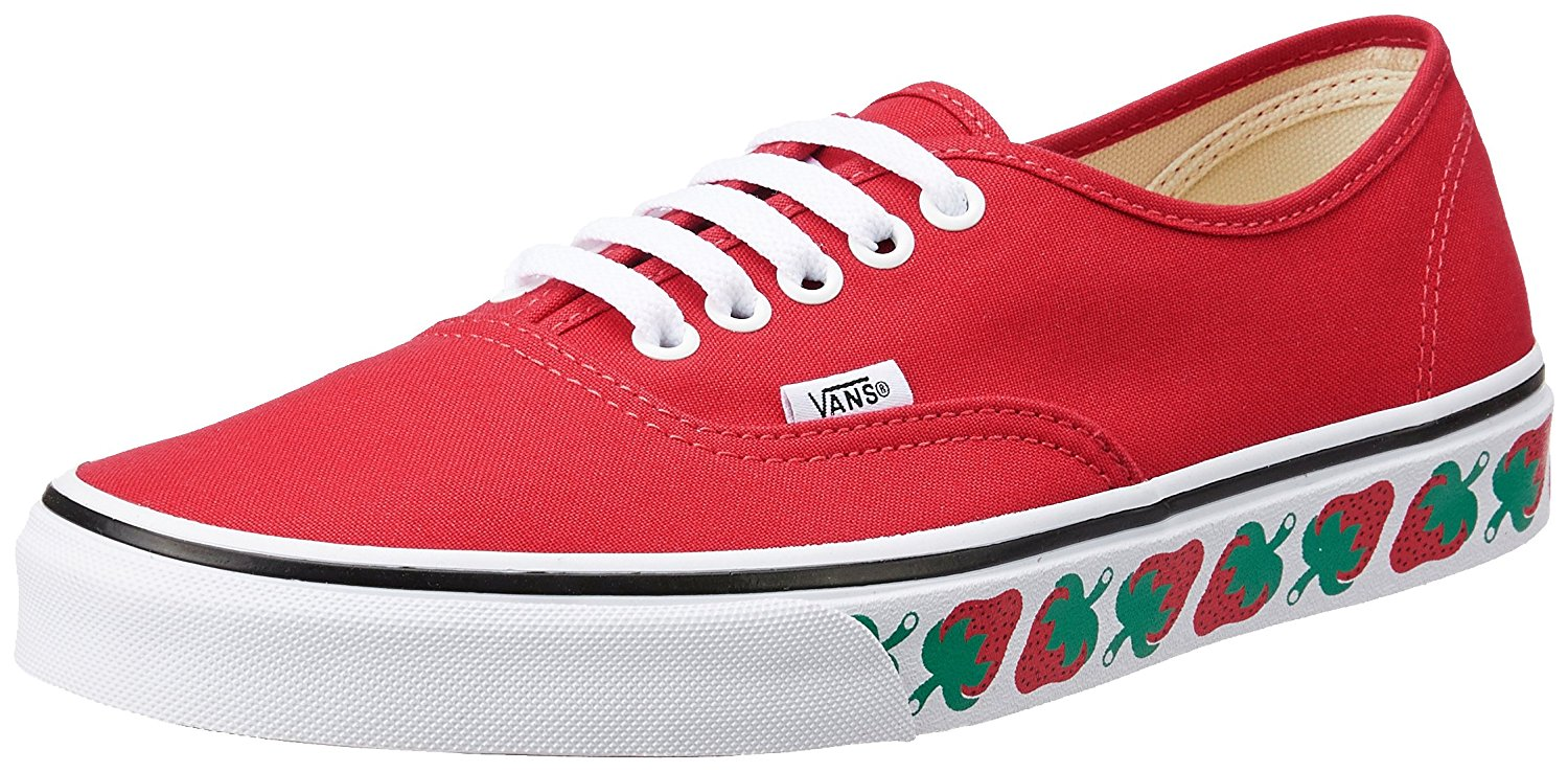 Vans Unisex sneakers AUTHENTIC (STRAWBERRY Tape VN0A38EMMM4