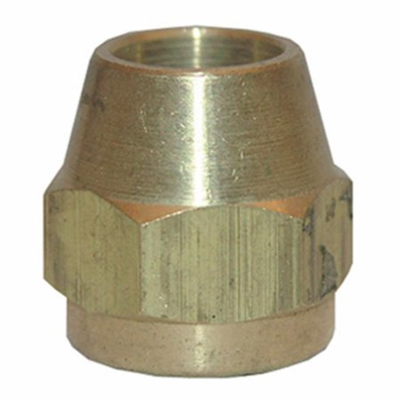 Pittsburgh Corning 207892 0.5 in. Brass Flare Nut - image 1 de 1