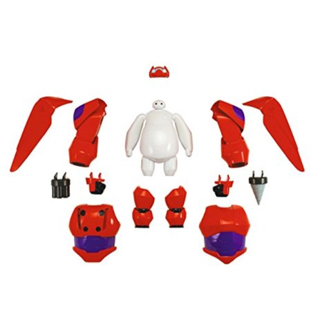Bandai America - Big Hero 6 Armor Up Baymax 2.0