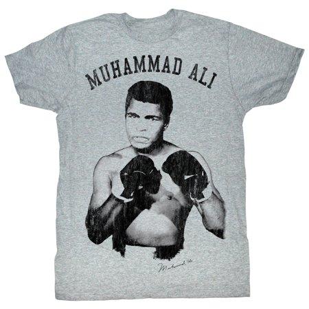 Muhammad Ali Ali  Nough Said Adult T Shirt Tee
