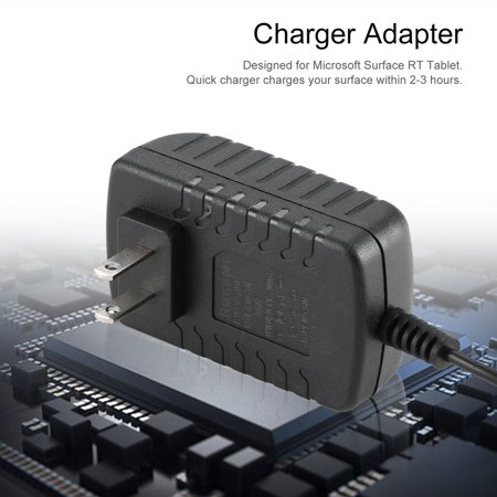 Power Charger Adapter For Microsoft Surface 10.6 RT Tablet Charger US Plug - image 6 of 6