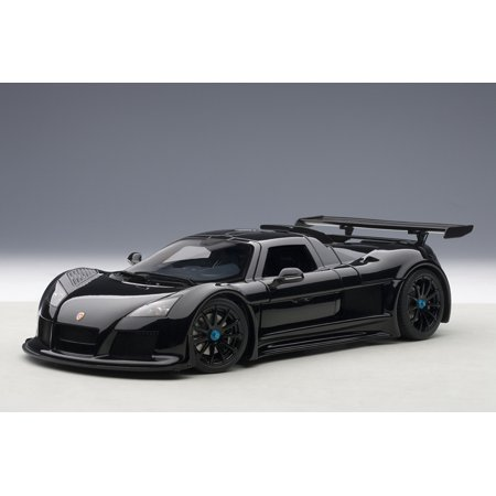 Gumpert Apollo S Black 1 18 Diecast Car Model By Autoart