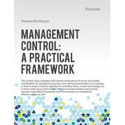 Management Control: a practical framework - eBook