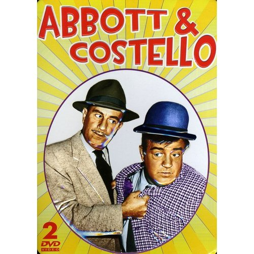 ABBOTT & COSTELLO [DVD BOXSET] [REGION 1]