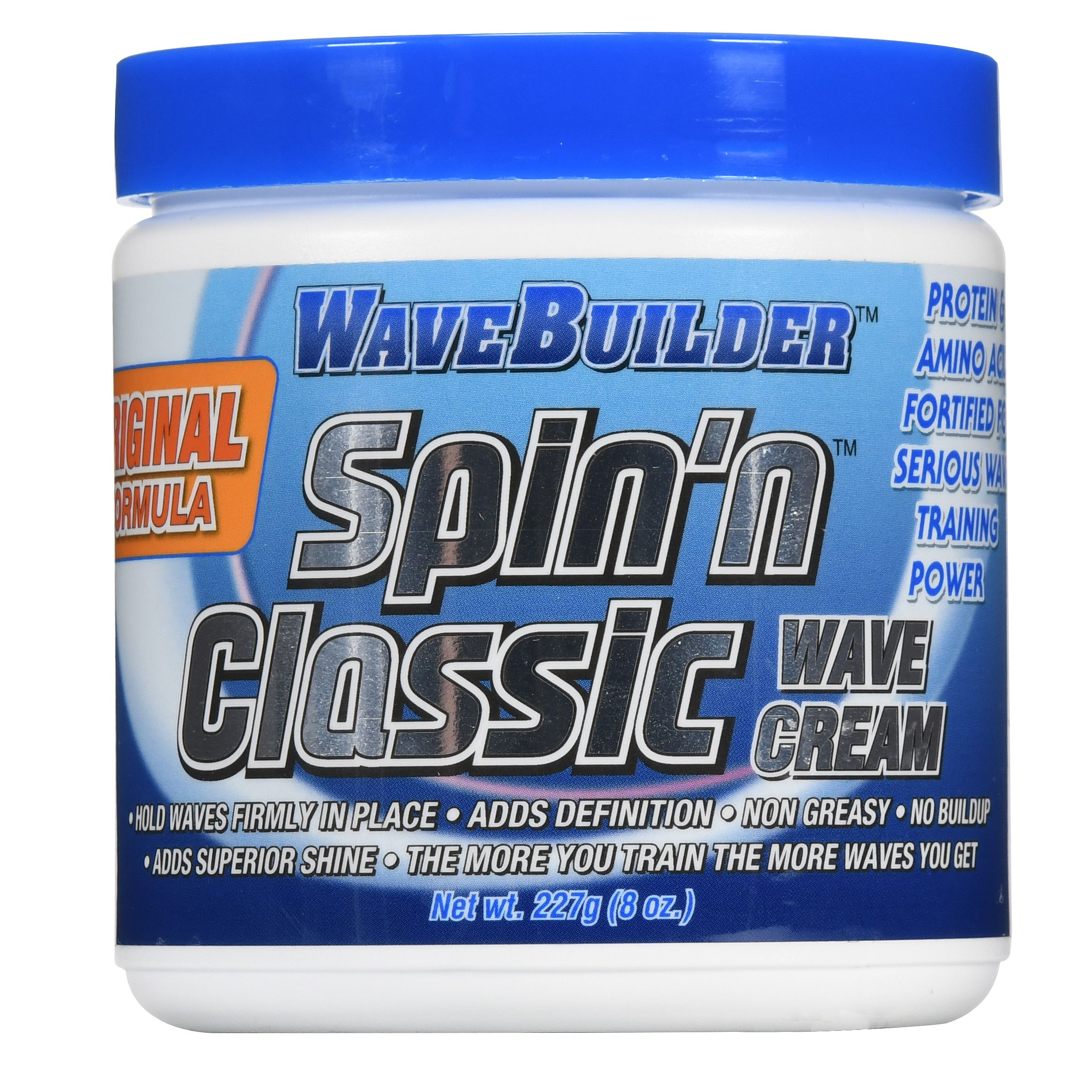 WaveBuilder Spin'n Classic Wave Cream