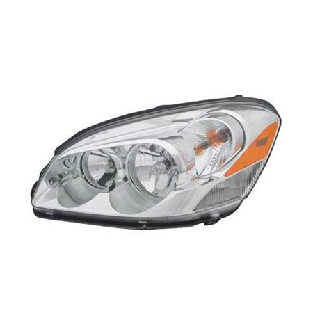 2006-2011 Buick Lucerne  Aftermarket Driver Side Front Head Lamp Assembly (Buick Lucerne Headlight Assembly)