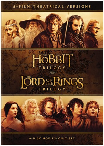 Middle-earth Theatrical Collection by