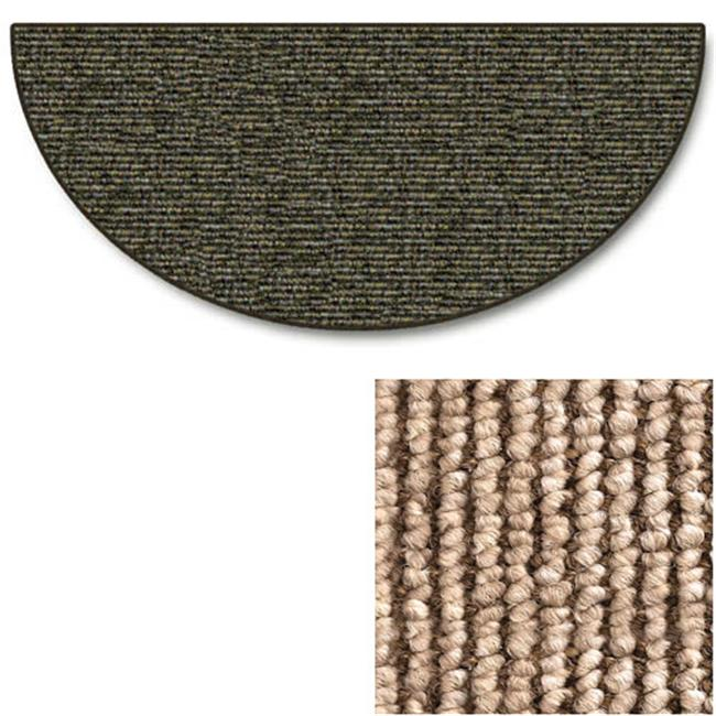Goods Of The Woods 10608 Sisal Weave Half Round Rug