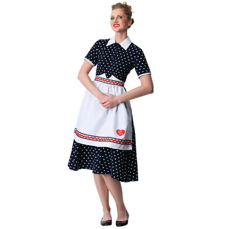 Women's Plus Size I Love Lucy Lucy - Lurch Costumes