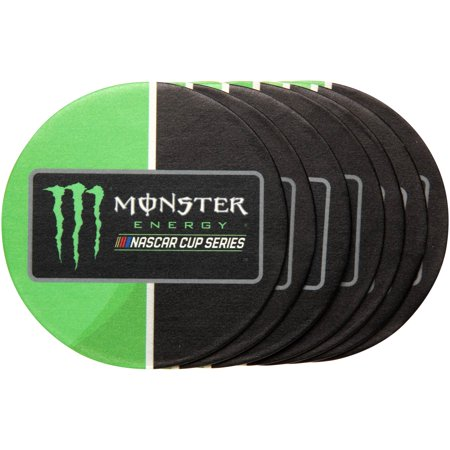 NASCAR 8-Pack Paper Coasters - No -