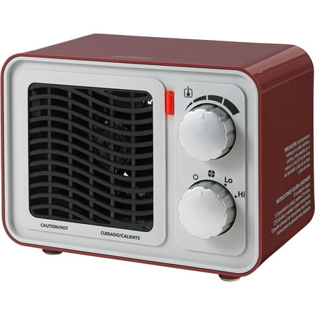 Retro Radio Heater