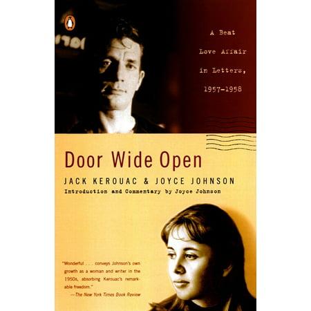 Door Wide Open : A Beat Love Affair in Letters,