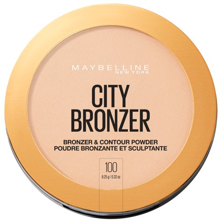 Maybelline City Bronzer Powder Makeup, Bronzer and Contour Powder, (Best Bronzer For Contouring Olive Skin)