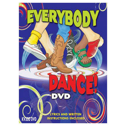 Kimbo Educational Everybody Dance Dvd