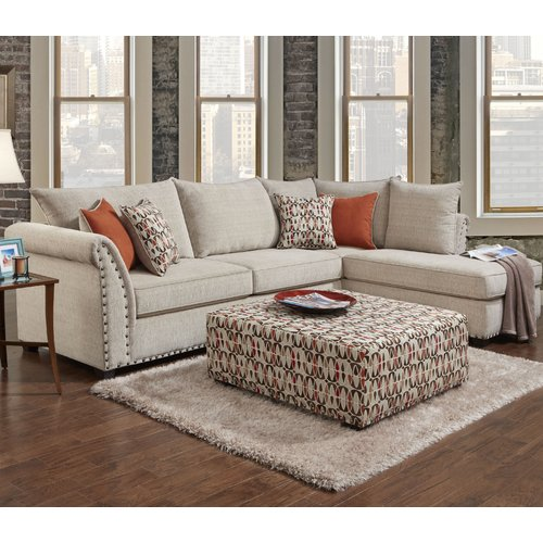 Wildon Home Ben Sectional : wildon home sectional - Sectionals, Sofas & Couches