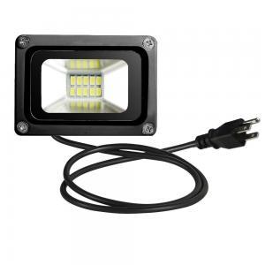 10W LED Flood Light Warm White with US Plug 110V