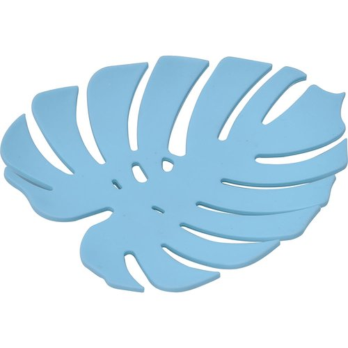 Evideco Bathroom Exotic Leaf Solid Soap Dish