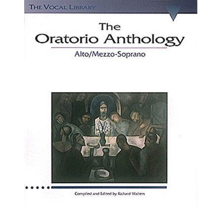 - Vocal Library: The Oratorio Anthology (Paperback)