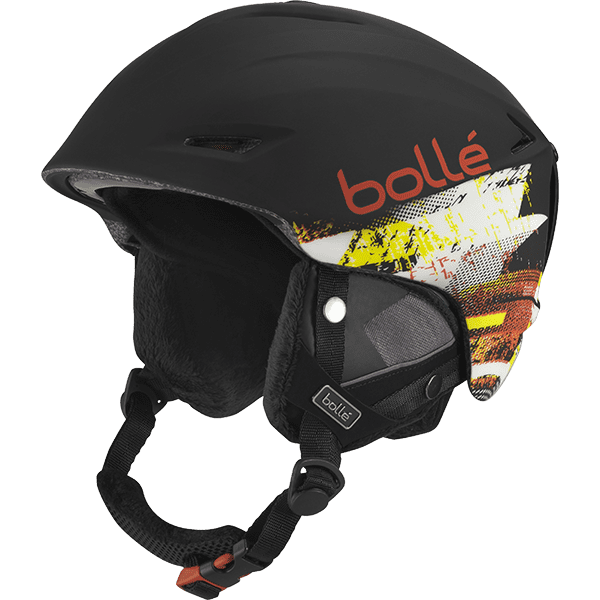 *Bolle Helmets 30979 Soft Black and Red 61-63cm Sharp by Supplier Generic
