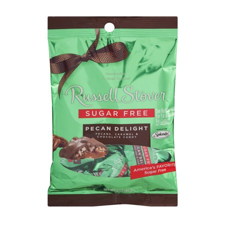 Russell Stover Sugar Free Pecan Delight, 3.0 OZ