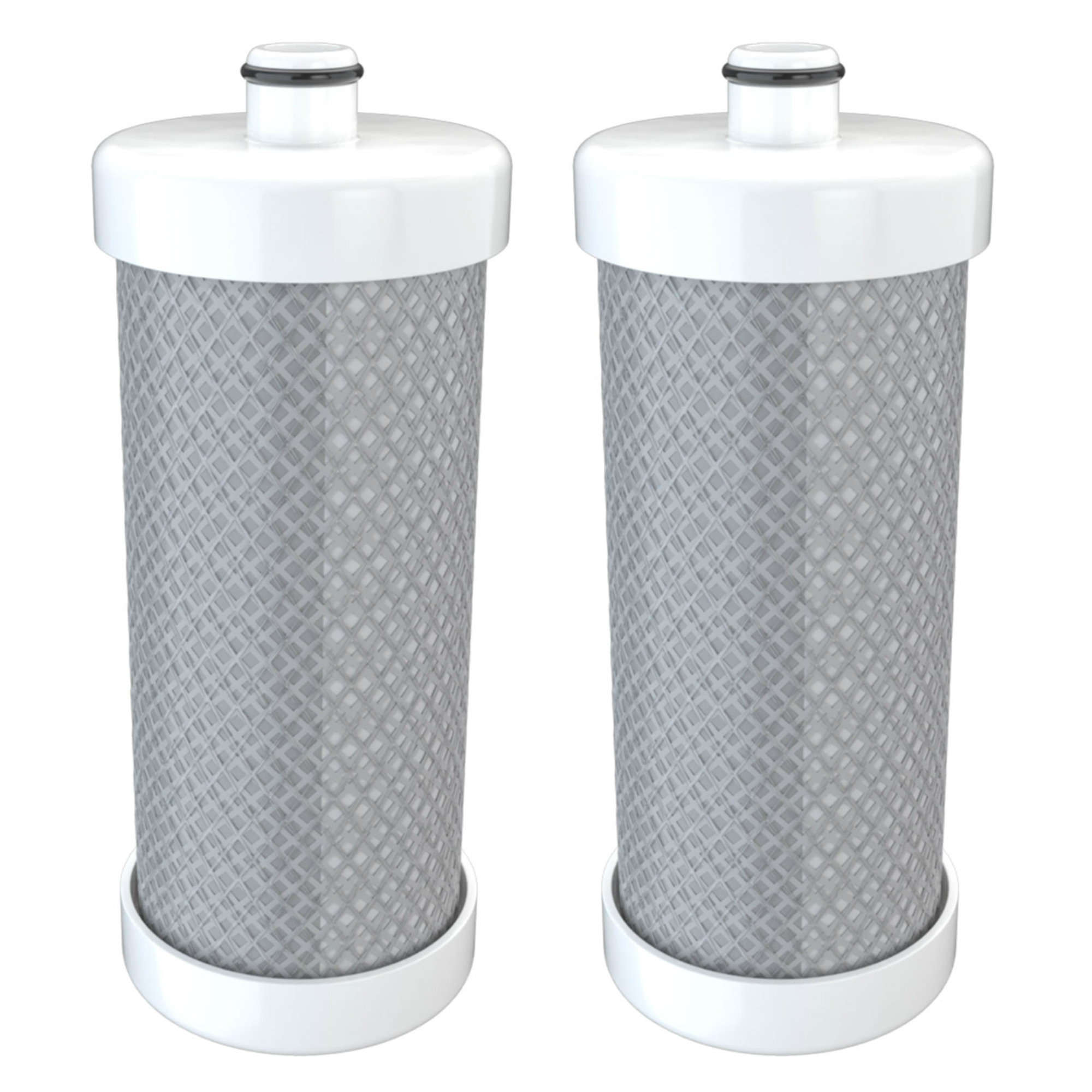 Replacement for Frigidaire WF1CB PureSource WFCB Kenmore 9910 46-9910 Refrigerator Water Filter (2 Pack)