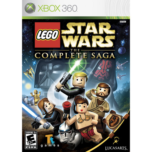 LEGO Star Wars-Complete Saga (Xbox 360) - Pre-Owned