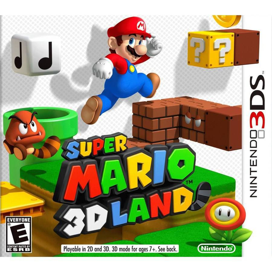 Super Mario: 3D Land (Nintendo 3DS)