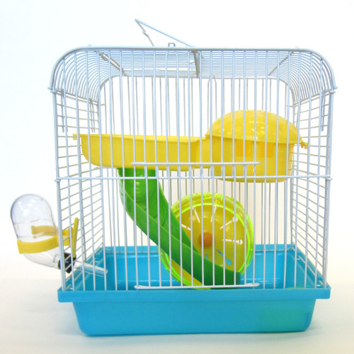 YML H167 Blue Small Animal Cage