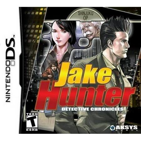Jake Hunter: Detective Chronicles NDS](Jake Games)