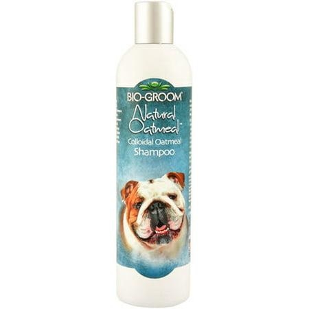 Biogroom Oatmeal Shampoo - Bio-Groom Natural Oatmeal Anti-Itch Shampoo - Natural Oatmeal Anti-Itch Shampoo, 12 oz