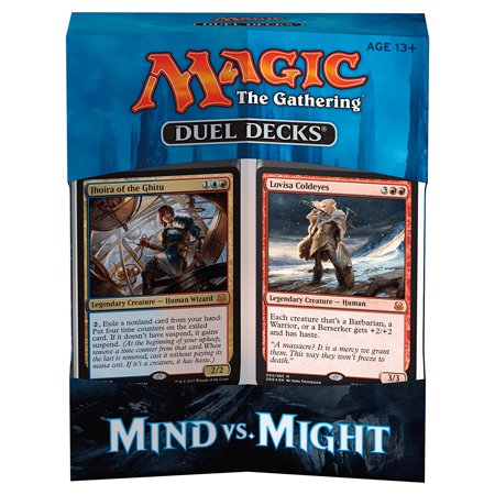 MTG Magic the Gathering 2017 Duel Decks Mind Vs Might - 120