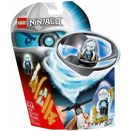 LEGO Ninjago Airjitzu Zane Flyer - Ninjago Zane