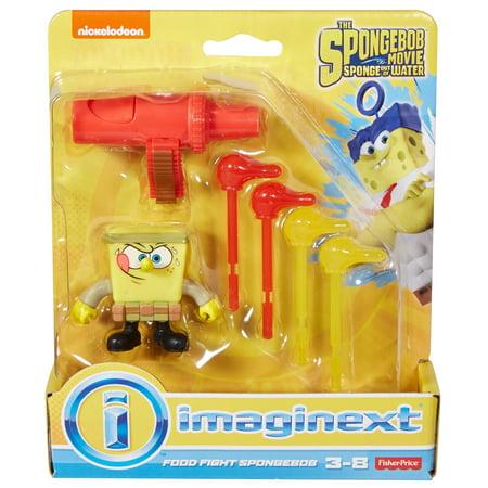 fisher-price imaginext spongebob food fight spongebob - Best