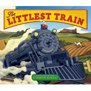 The Littlest Train - eBook