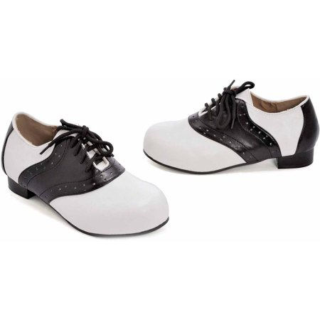 Saddle Black/White Shoes Girls' Child Halloween Costume Accessory](Saddle Shoes)