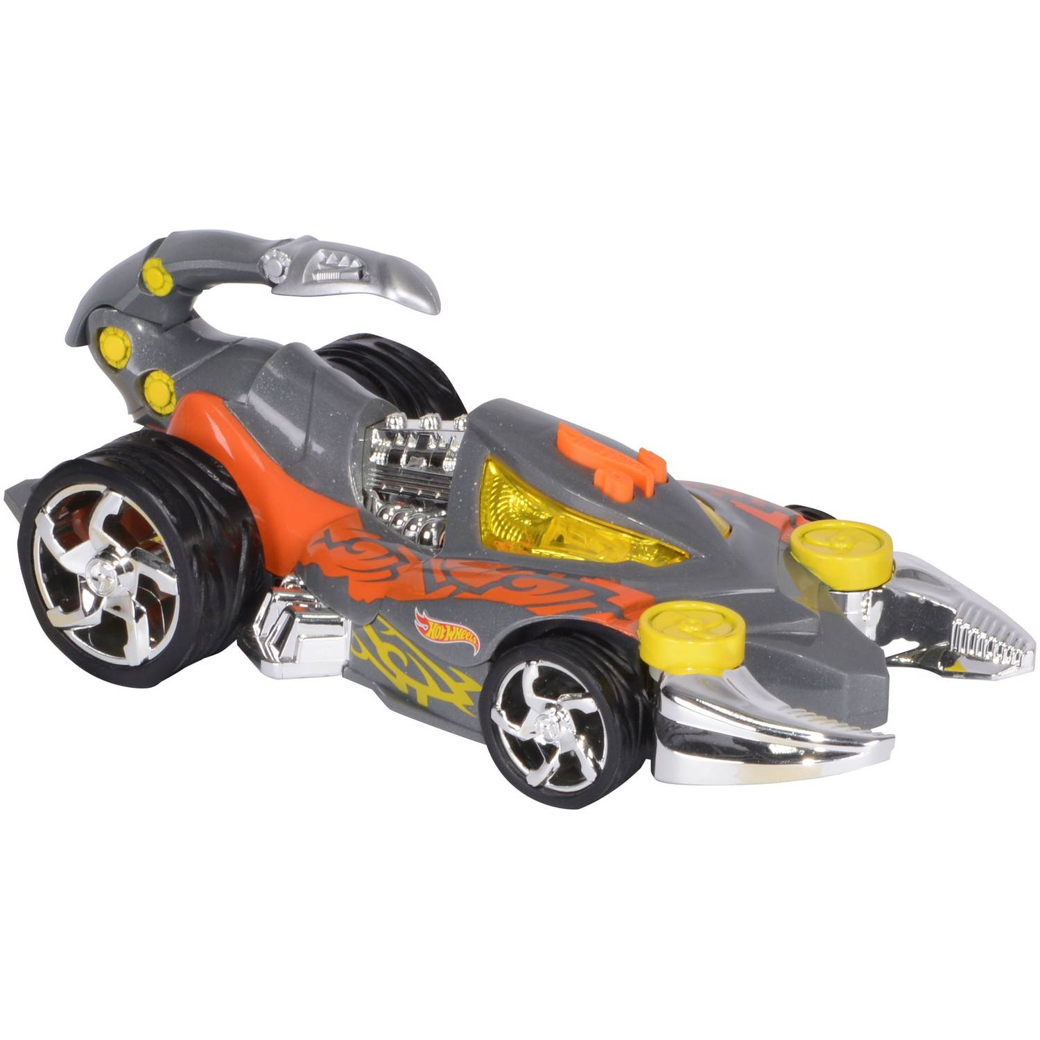 Hot Wheels Extreme Action Lights and Sounds Scorpedo