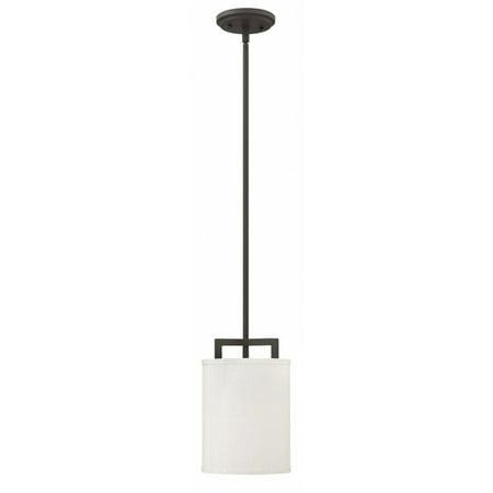 1 Light 100w Pendant - Hinkley Lighting-3207KZ-Hampton - 11.75 One Light Mini Pendant 100W