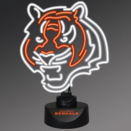 9336986e Cincinnati Bengals The Memory Company -neon Lamp Bengals - Walmart.com