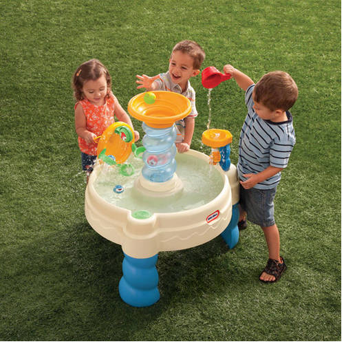 Little Tikes Spiralin' Seas Waterpark Table