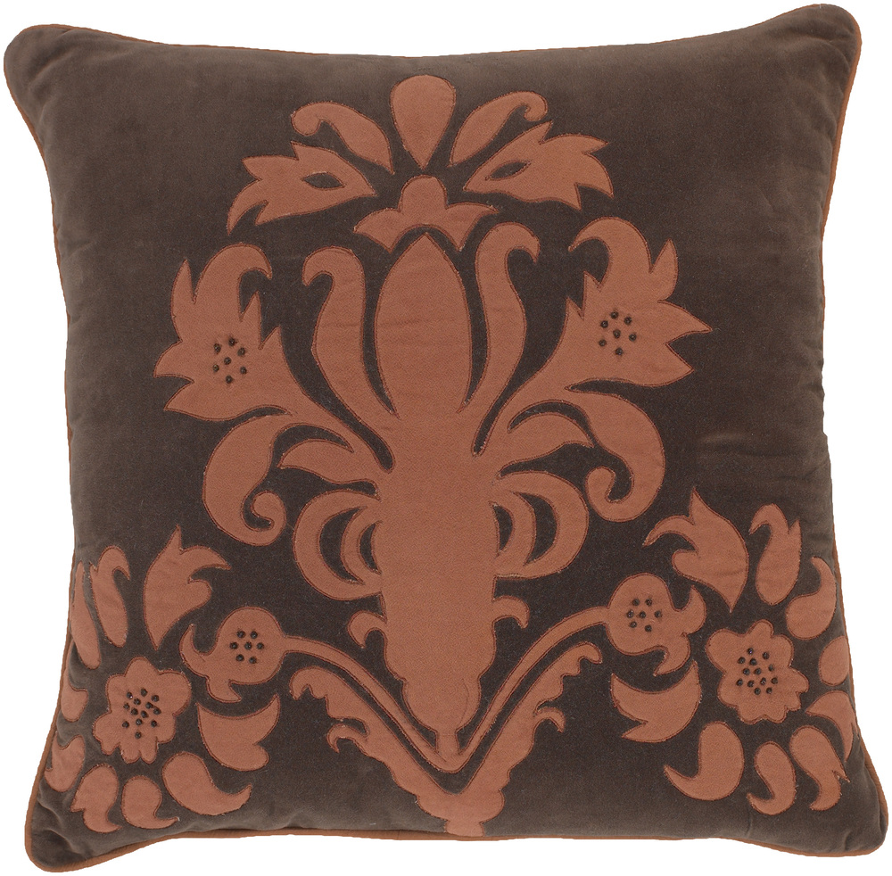 Surya Decorative P0035-1818 Pillow - (Down Filling)