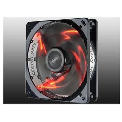 Enermax T.B.Silence UCTB12N-R LED Cooling Fan - 1 x 120 mm - 1200 rpm Twister Bearing