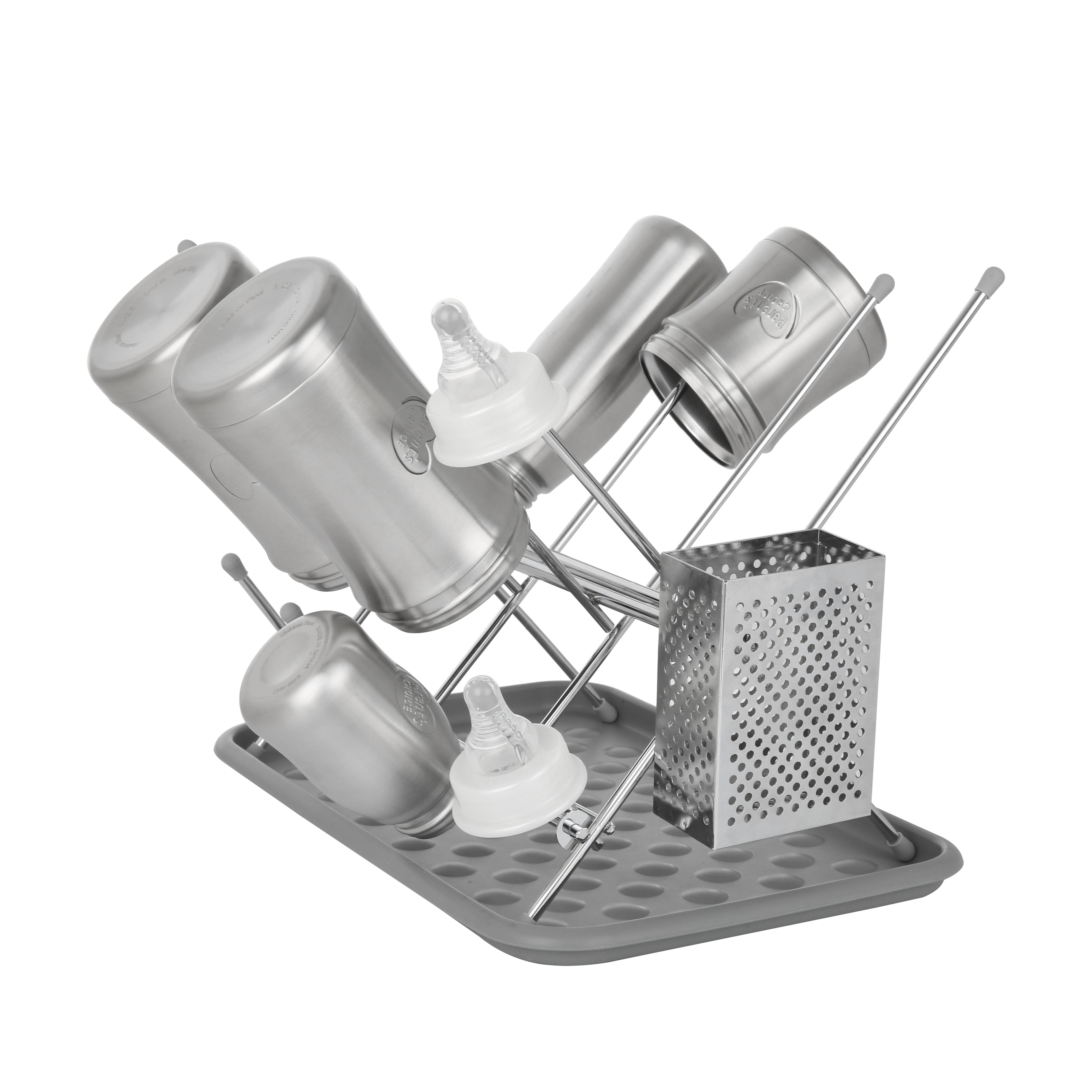 Parents Choice Stainless Steel Drying Rack